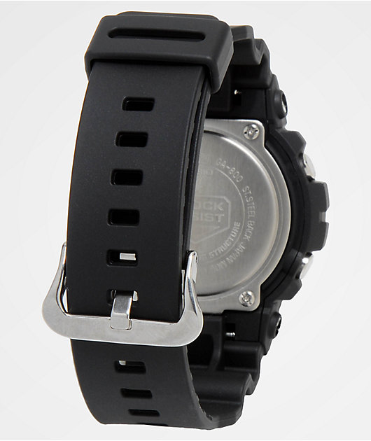 G-Shock GA800-1A Black Watch