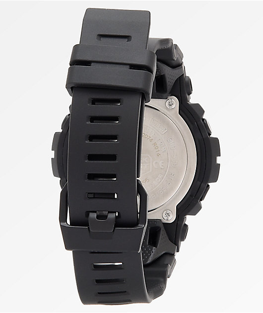 G-Shock GBD800 reloj negro y gris