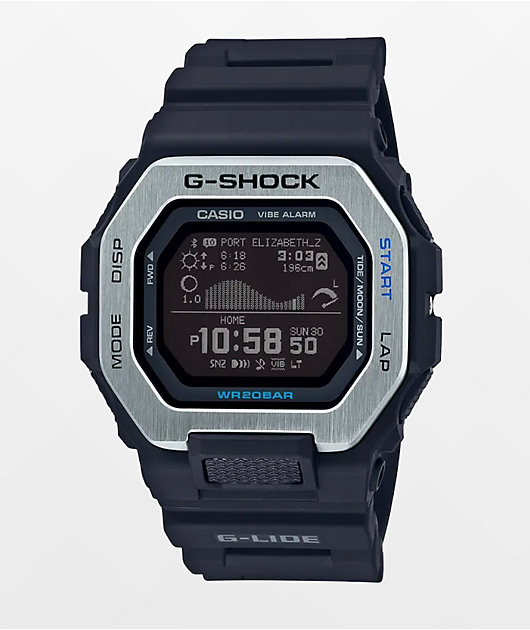 G-Shock GBX100 Black Digital Watch