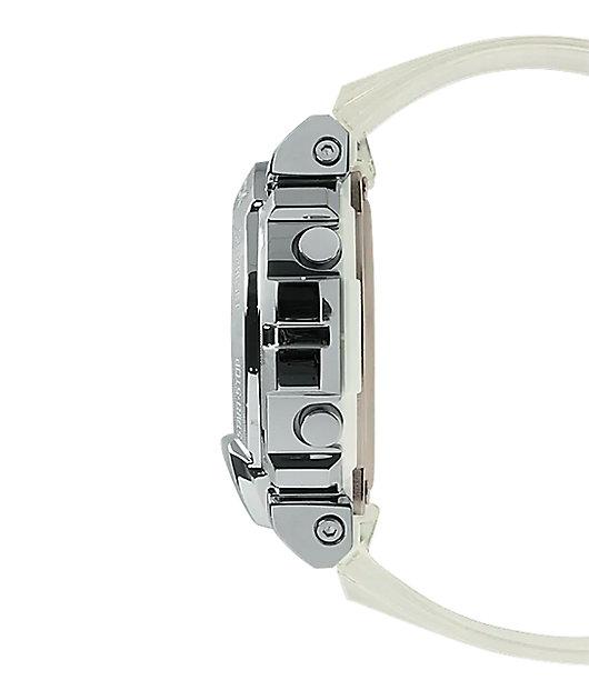 G-Shock GM6900SCM-1 Clear Camo Digital Watch