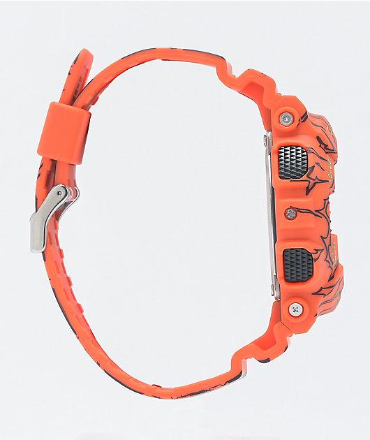 G-Shock x Dragon Ball Z GA110 Red & Black Watch