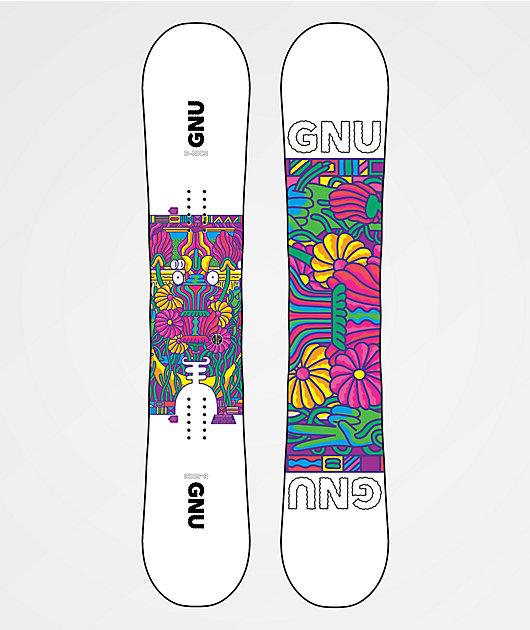 GNU B-Nice Women's Snowboard 2021