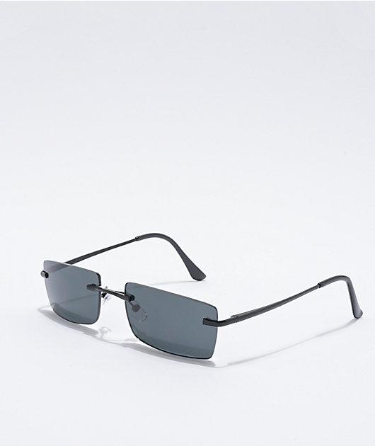 QTMD Gafas de Sol para ni/ños Gafas de Sol para ni/ños ni/ños y ni/ñas ni/ños Lindas Gafas de Sol Triangulares con Ojos de Gato Gafas UV400 Gafas para beb/és Baby Oculos UV400