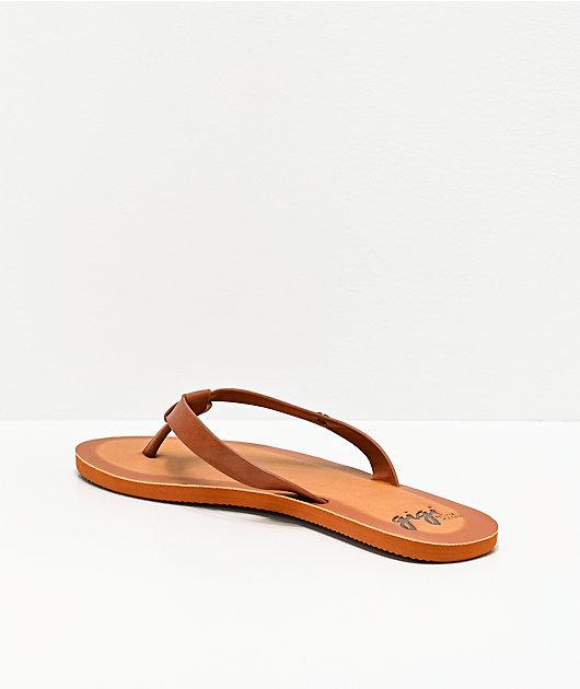 Gigi Treasure Brown Sandals