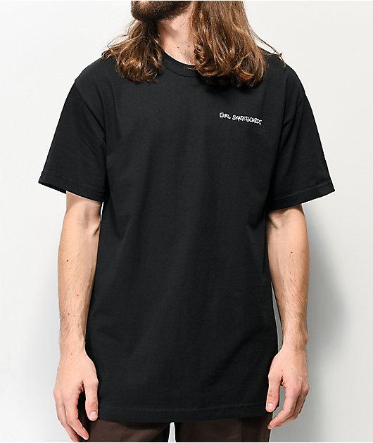 Girl G Snake Black T-Shirt
