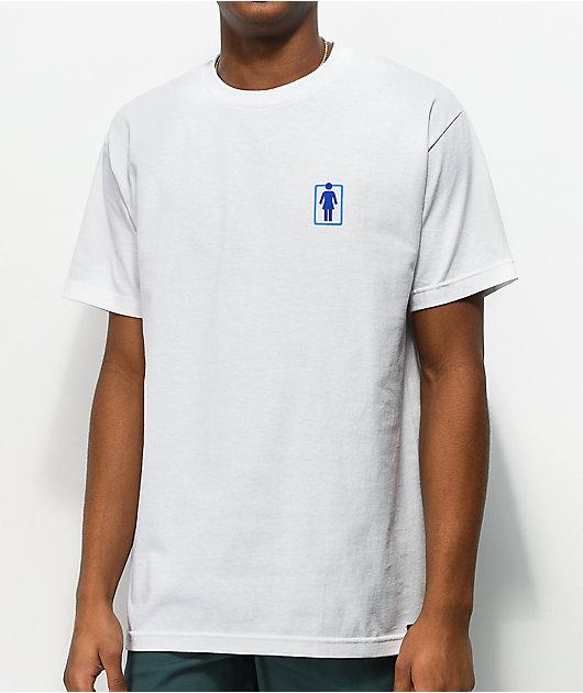 Girl Unboxed White T-Shirt