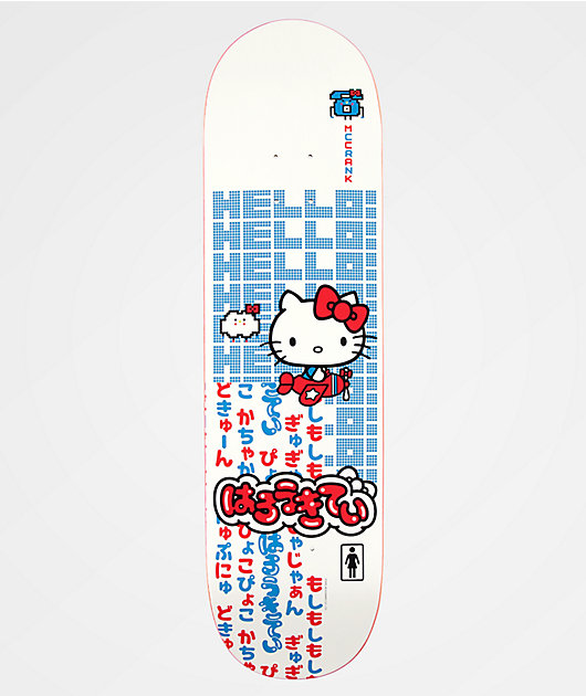 Girl x Hello Kitty 45th Anniversary McCrank 8.5