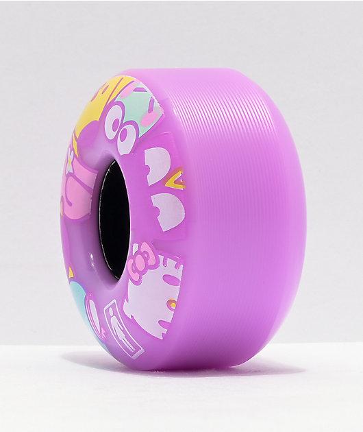 Girl x Sanrio Friends 54mm 99a Skateboard Wheels