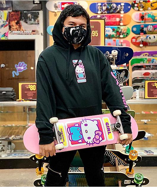 Girl x Sanrio Hello Kitty Malto 8.0 Skateboard Complete