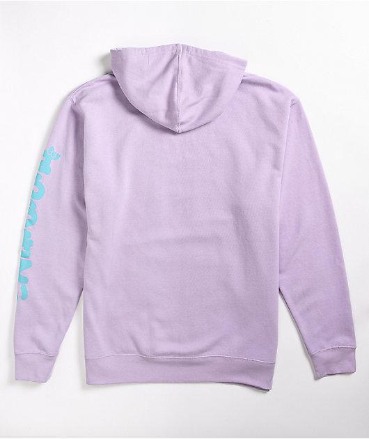 Girl x Sanrio Kitty Lavender Hoodie