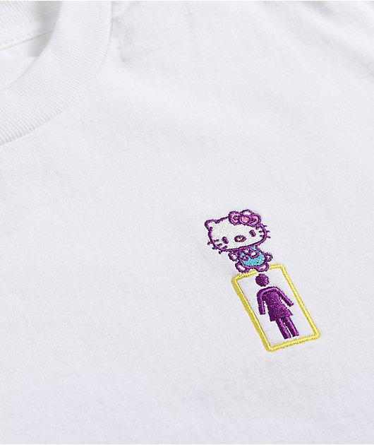 Girl x Sanrio OG White T-Shirt