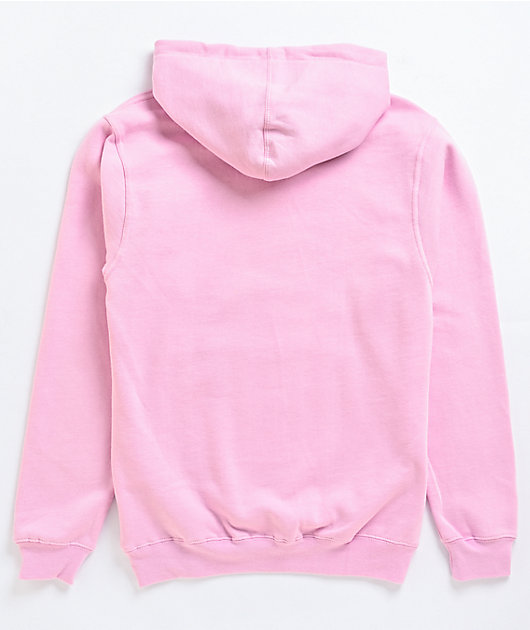 Girls Are Awesome Bright Pink Hoodie