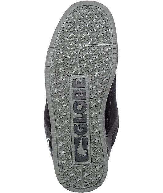 Globe Tilt Black & Grey Skate Shoes