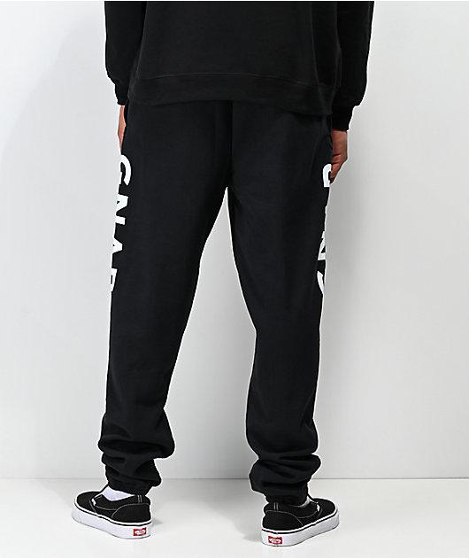 Gnarhunters Gnarmy pantalones deportivos en negro