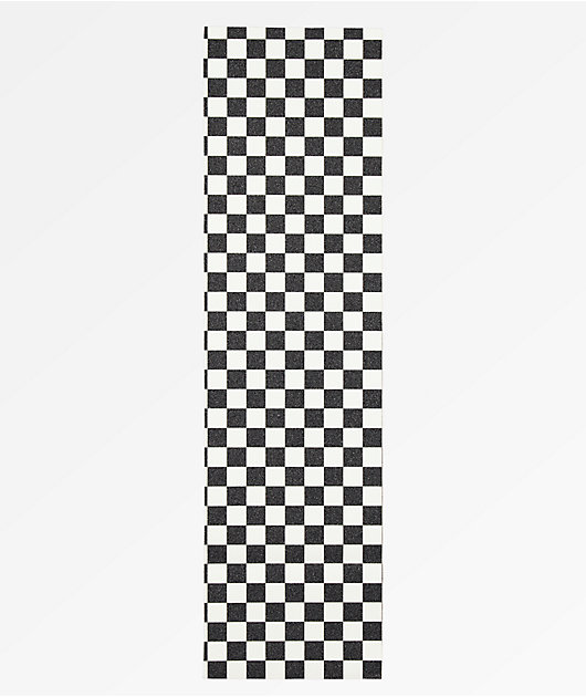 Goodwood Checkered Black & White Grip Tape