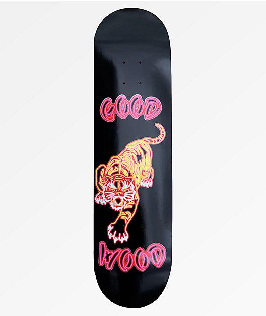 Goodwood Neon Tiger Black 8.0
