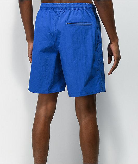 HUF DWR Fuck It Blue Board Shorts
