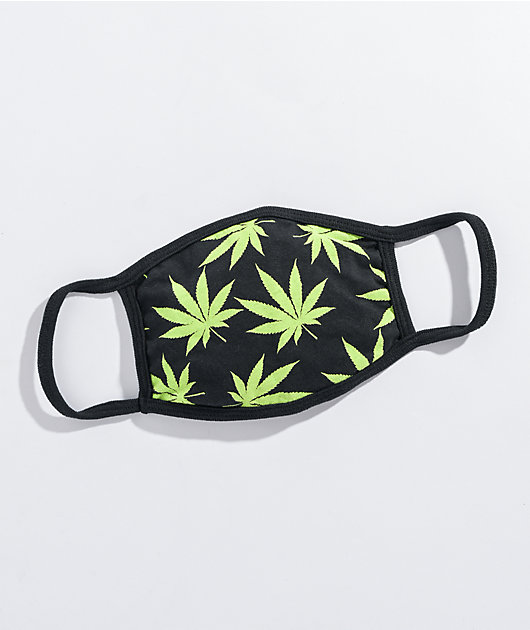 HUF Plantlife Face Cover
