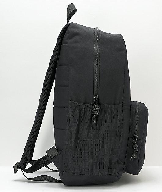 HUF Standard Issue Black Backpack