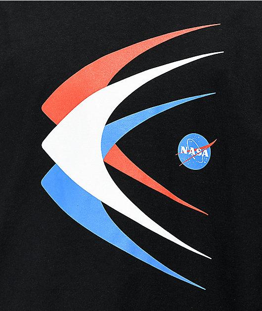 Habitat x Naas Apollo 15 camiseta negra