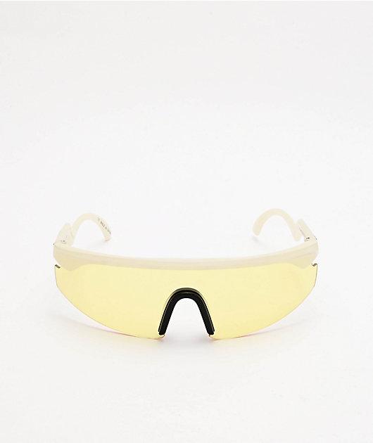 Happy Hour Accelerators Fried Egg gafas de sol amarillas
