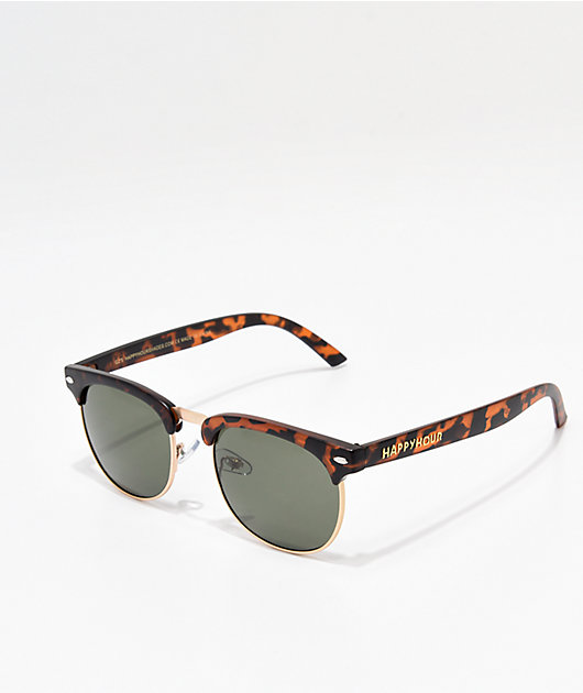 Happy Hour G2 Frosted Tortoise Sunglasses