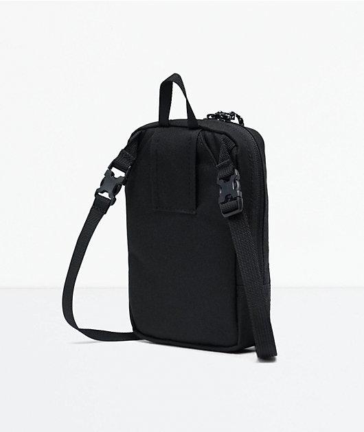 Herschel Sinclair Large 1.5L Black Shoulder Bag
