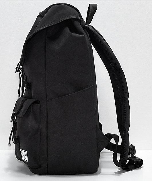 Herschel Supply Co. Buckingham Black Backpack