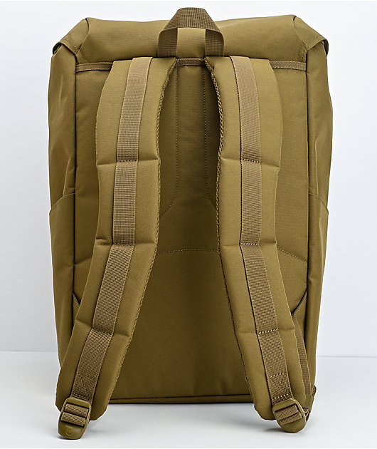 Herschel Supply Co. Buckingham Khaki Green Backpack