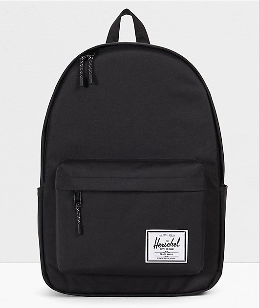 Herschel Supply Co. Classic XL Black Backpack