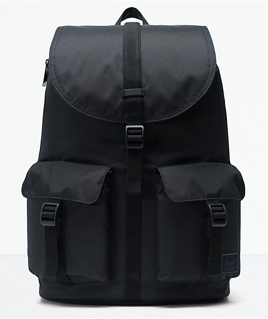 Herschel Supply Co. Dawson Classic Black Backpack