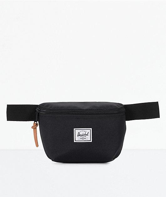 Herschel Supply Co. Fourteen Black Fanny Pack
