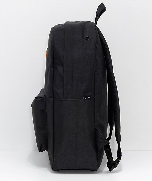 Herschel Supply Co. Heritage Black Woodland Camo 21.5L Backpack