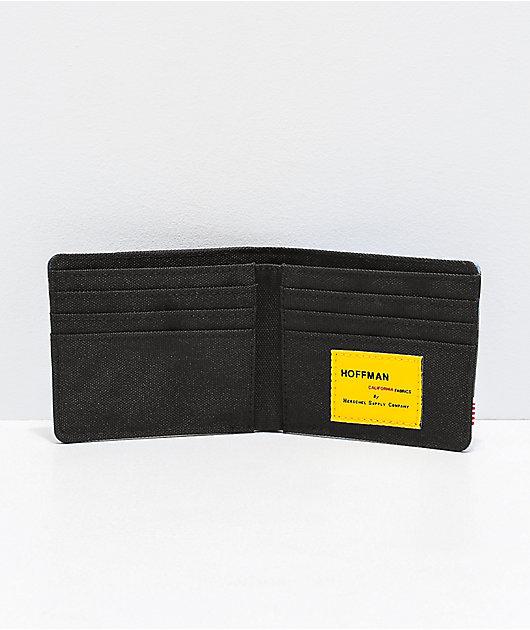 Herschel Supply Co. Hoffman Winter Floral Bifold Wallet