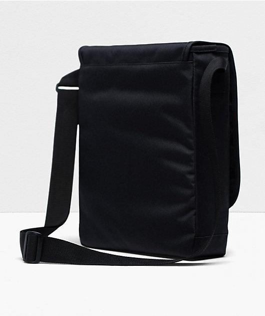 Herschel Supply Co. Lane Messenger Black Crossbody Bag