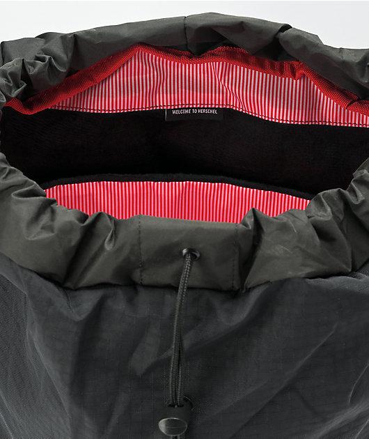 Herschel Supply Co. Little America Enzyme Black Backpack
