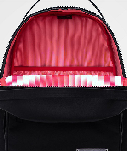 Herschel Supply Co. Miller Black Backpack