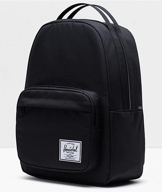 Herschel Supply Co. Miller mochila negra