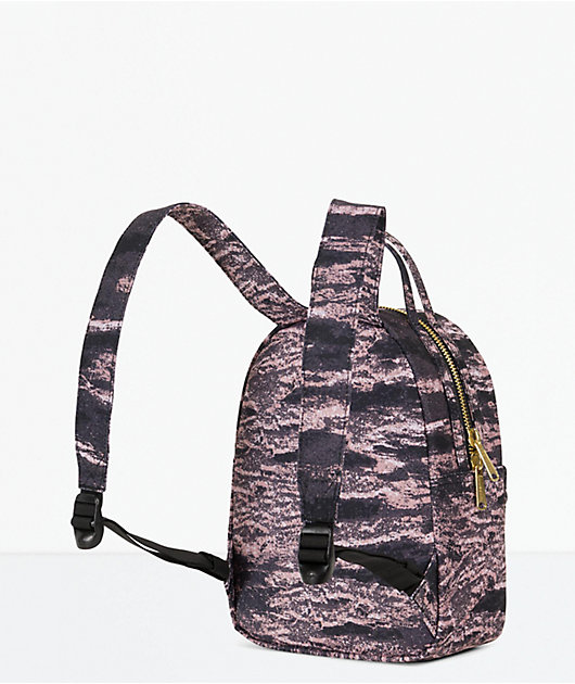 Herschel Supply Co. Nova Ash Rose Desert Mini Backpack