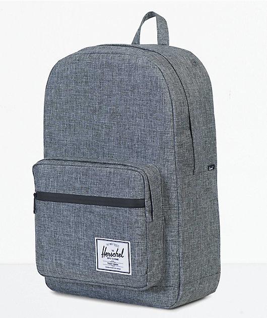 Herschel Supply Co. Pop Quiz Raven Crosshatch 22L Backpack