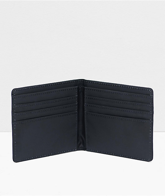 Herschel Supply Co. Roy Reflective Black Wallet