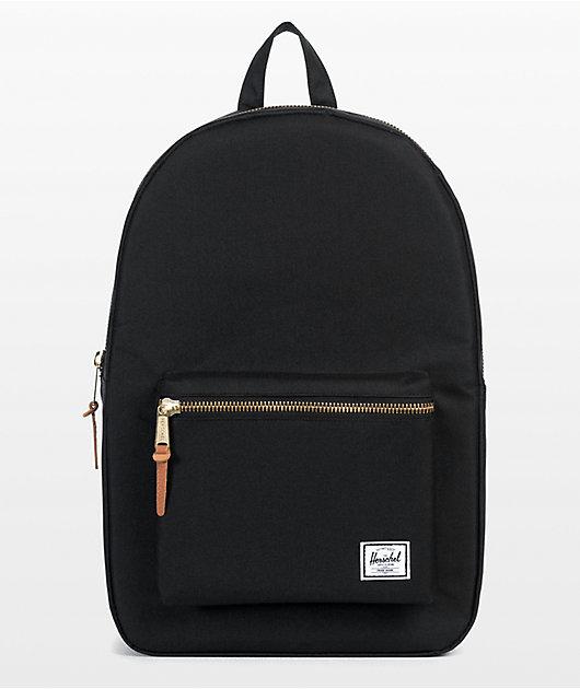 Herschel Supply Co. Settlement Black 17L Backpack
