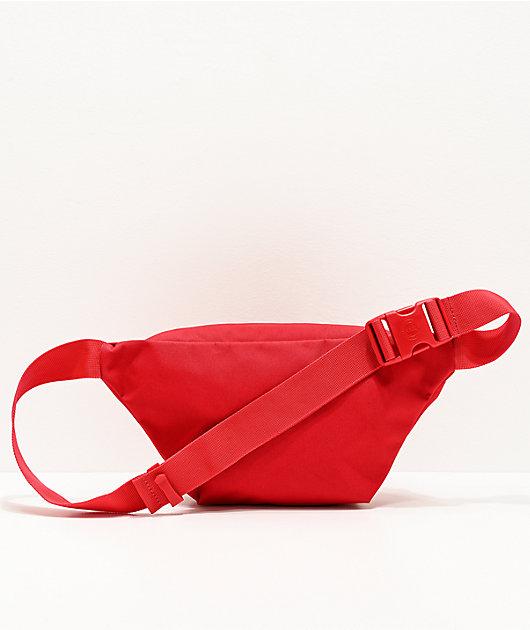 Herschel Supply Co. Seventeen riñonera roja