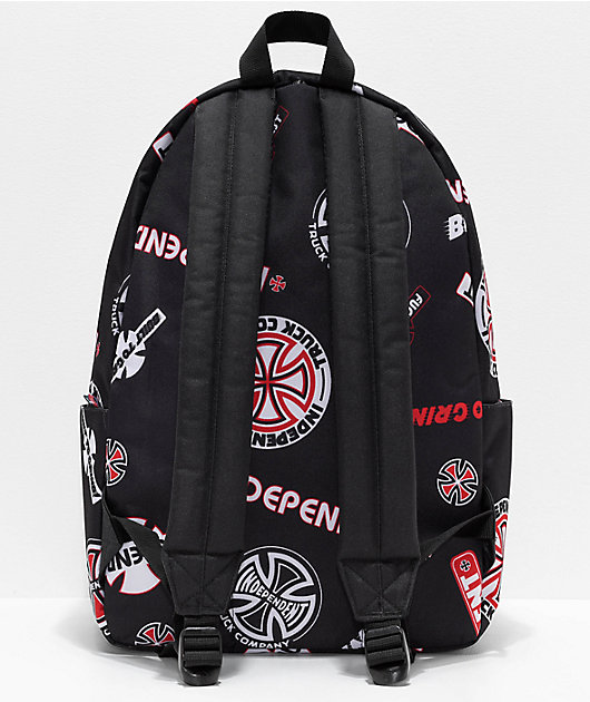 Herschel Supply Co. x Independent Classic XL Black Backpack