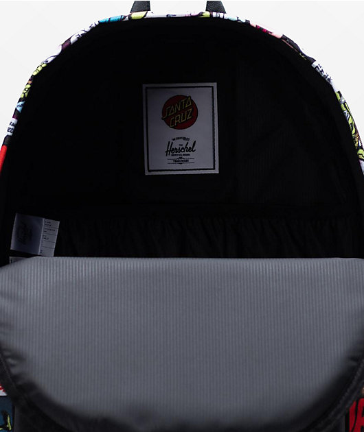 Herschel Supply Co. x Santa Cruz Classic XL Porkchop Hill Backpack