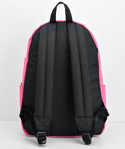 Herschel Supply Co. x Santa Cruz Classic XL Speed Wheels Pink Backpack