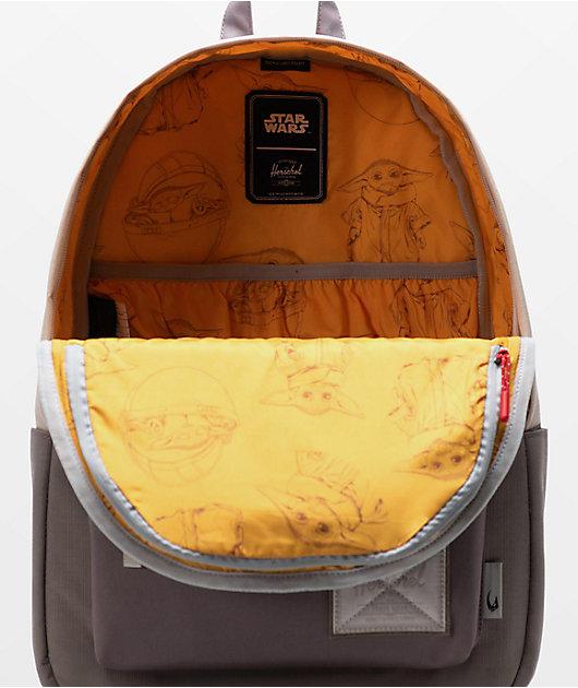 Herschel Supply Co. x Star Wars Mandalorian Classic XL The Child Backpack