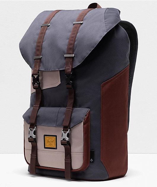 Herschel Supply Co. x Star Wars Mandalorian Little America Backpack