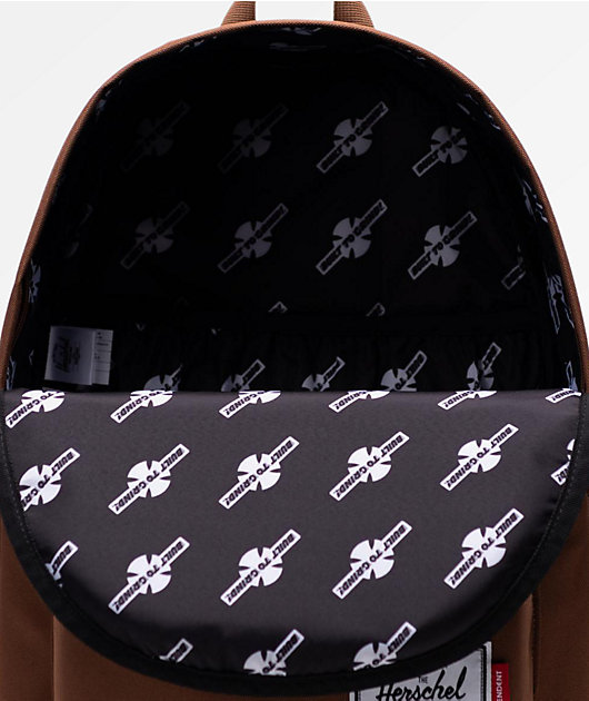 Herschel x Independent Classic XL 30L mochila marrón
