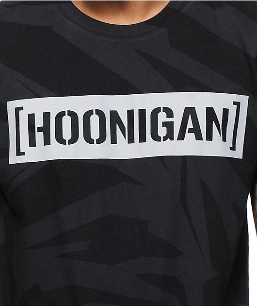 Hoonigan Ken Block All Over T-Shirt